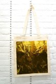 画像1: STARSTYLING BIG SQUARE TOTE  natural gold <通常配送> (1)