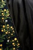画像7: LOKITHO (ロキト) EMBROIDERY COMBI BLOUSON yellow (7)