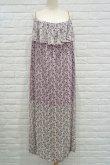 画像3: sowa  (ソーワ) silk maxi dress pink (3)
