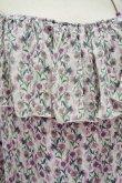 画像5: sowa  (ソーワ) silk maxi dress pink (5)