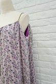 画像4: sowa  (ソーワ) silk maxi dress pink (4)