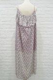 画像2: sowa  (ソーワ) silk maxi dress pink (2)